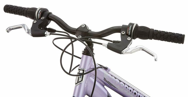 Mongoose Girl'S Full Suspension Bicycle