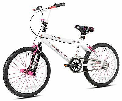razor angel girls kids 20 inch bmx