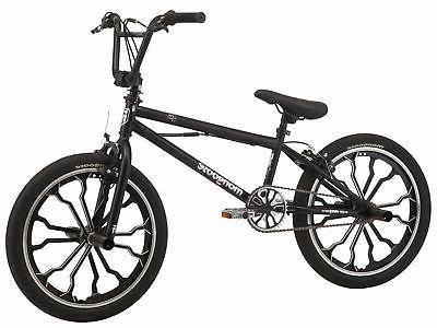 Mongoose Rebel Freestyle Kids BMX Bike, aluminum and up,