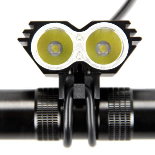 Rechargeable XM-T6 LED SolarStorm Front Bicycle Light