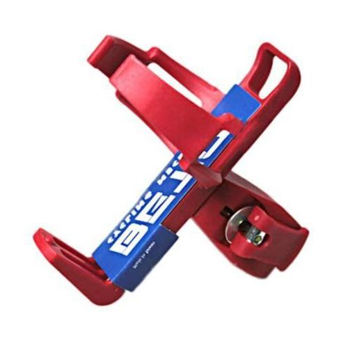 NEW Red Bike Bicycle Cycling Quick Release type Water Bottle