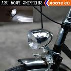 Retro Bicycle Bike Accessory Front Light Bracket Vintage 3 L