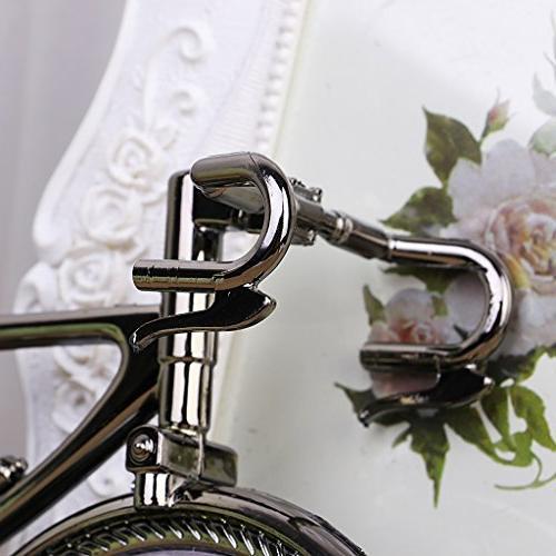 SimpleLif Retro Bicycle Bike Home Decoration