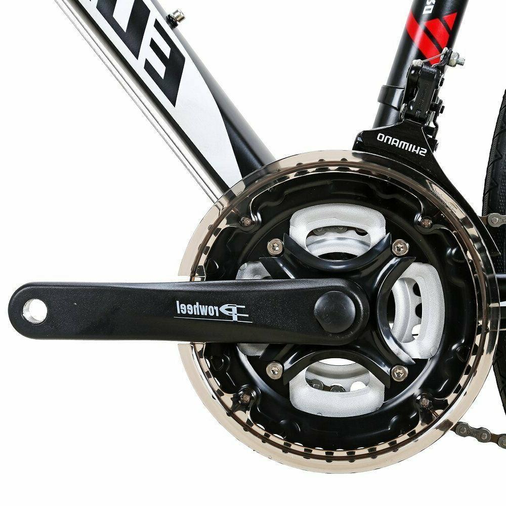 Road Bike 21 54cm 3-Spoke Mens Dual Brakes