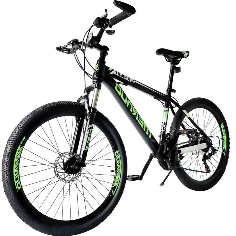 """Mountain Bike 26"""" Mag Wheels Front Suspension Bicycle 21-Spe"""