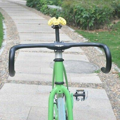 UPANBIKE Road Bike Handlebar Aluminum Horns