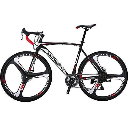e5fea020805 EUROBIKE Road Bike Speed Disc Brake 3-Spoke Wheels. EUROBIKE Bike TSM550  Bike 21 Disc Brake