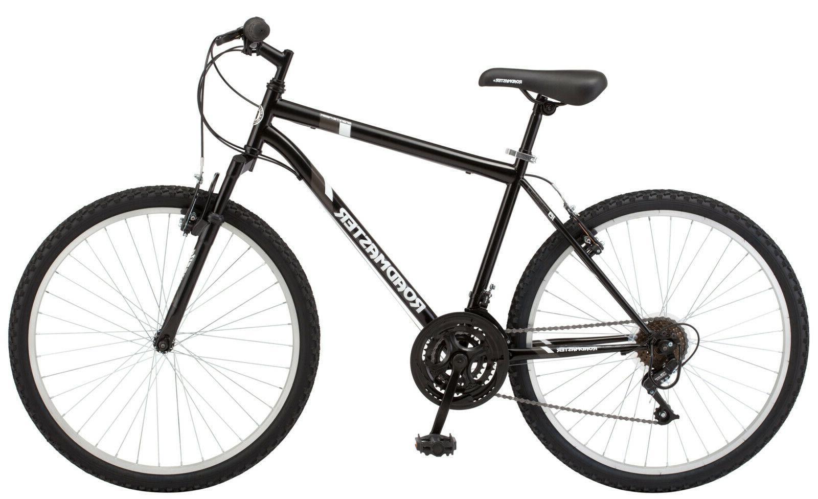 Roadmaster Peak Bike for Men - Black