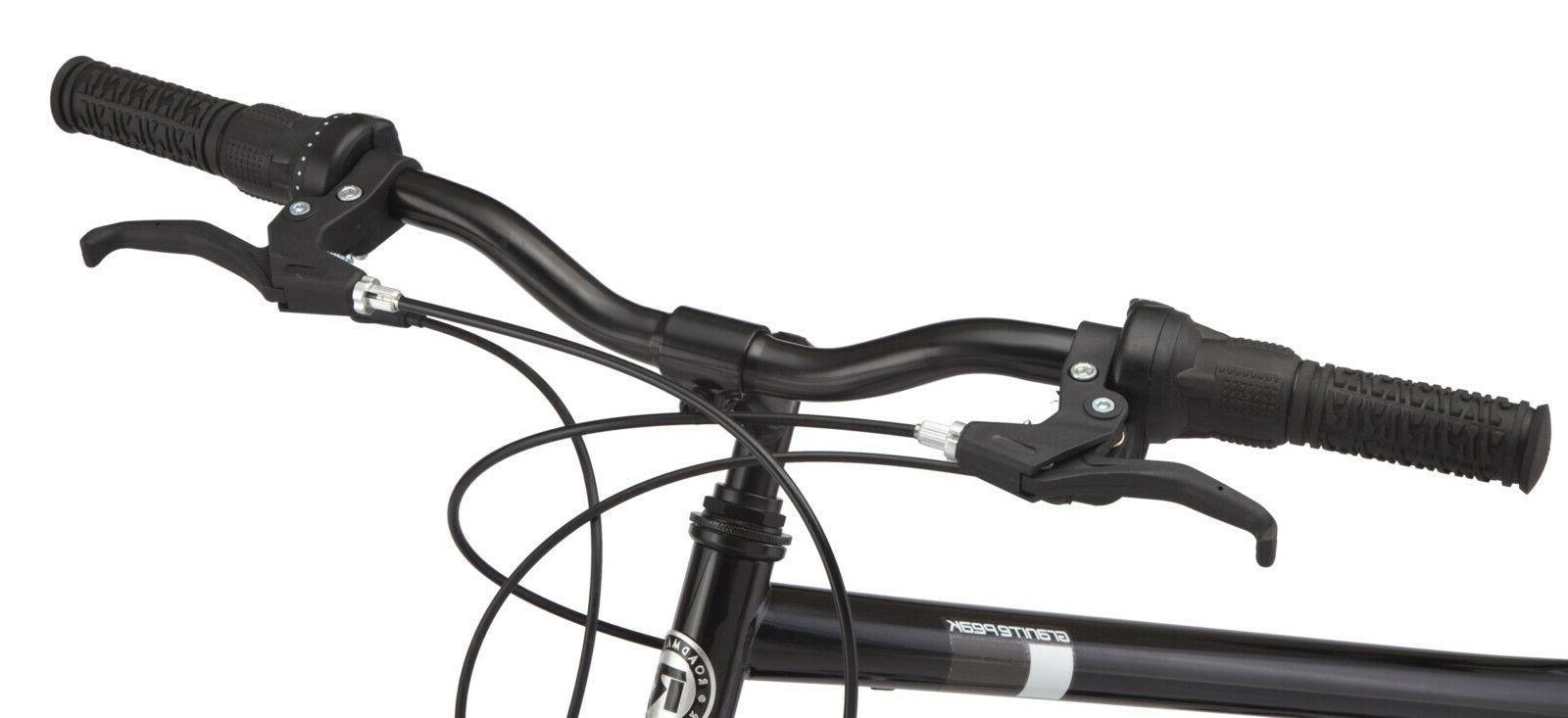 Roadmaster Peak Mountain Bike for Men Black