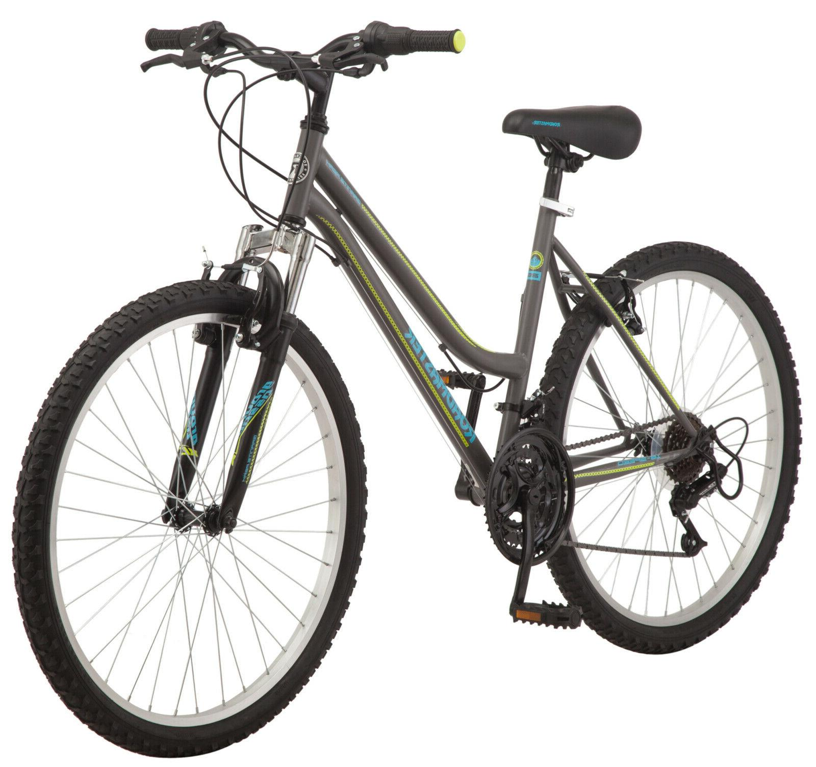 "Roadmaster Granite Peak Mountain Bike, 26"" Black"