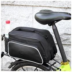 Roswheel Bicycle Rear Tail Seat Pannier Bag Bike Cycling Pou