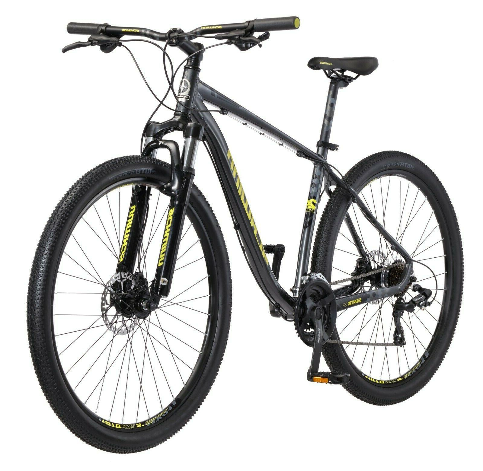 santis 29 mountain bike black