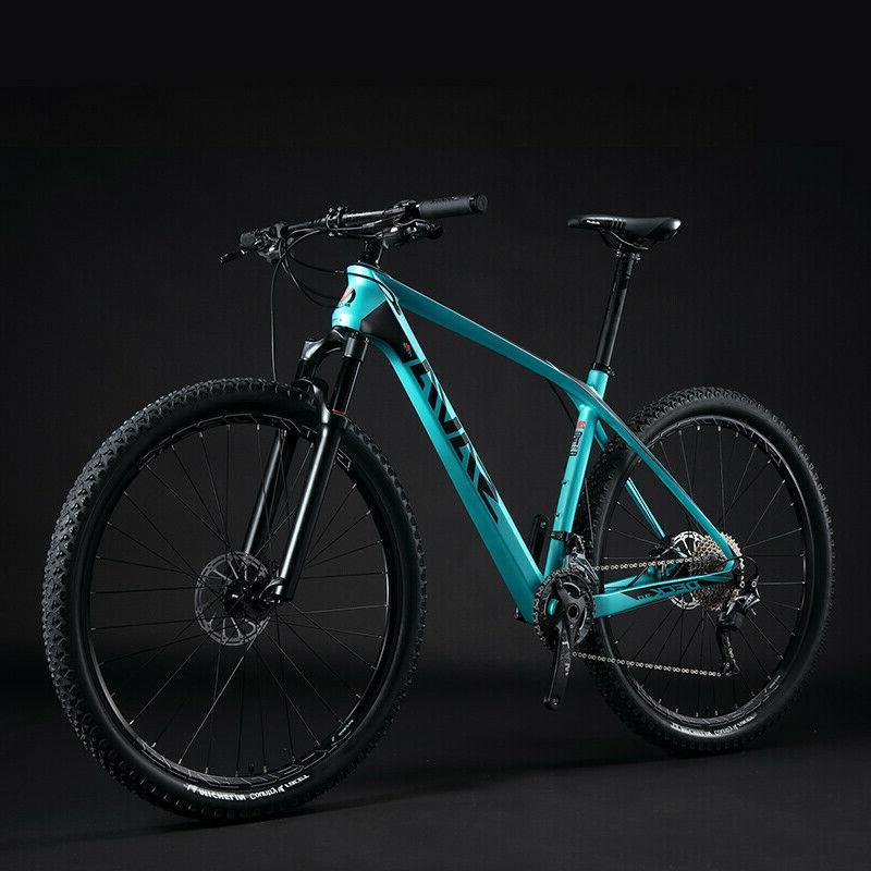 "SAVA DECK6.0 Carbon Mountainbike 29"" inch Shimano M6000 30S"