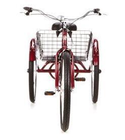 """Bike Tricycle Adult 26"""" Schwinn Meridian Adult Tricycle Trik"""