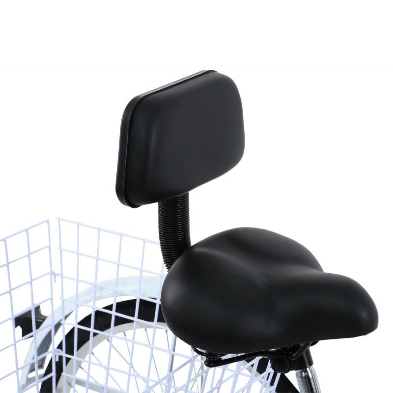 Adult Trike Bicycle Shimano Tricycle Cruise W/