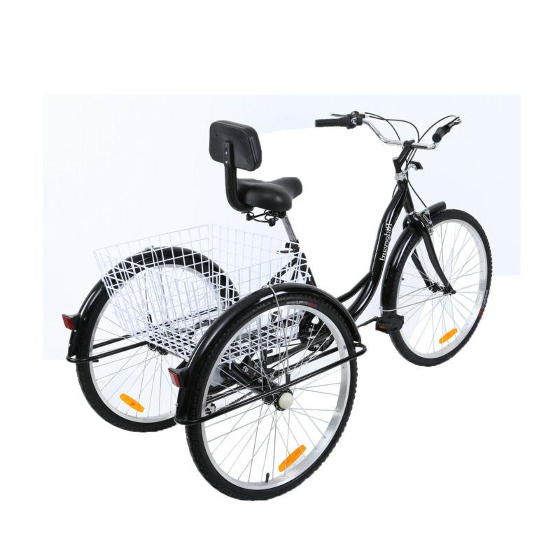 7-Speed Tricycle Cruise Color