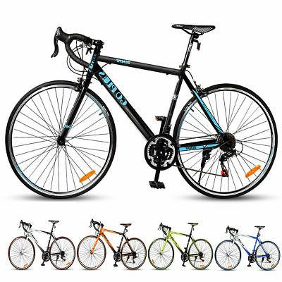shimano 700c 52cm aluminum road commuter bike