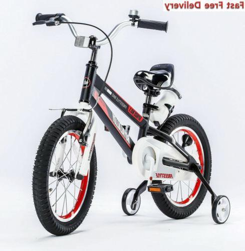 Royalbaby 1 Aluminum Bike, inch Three...