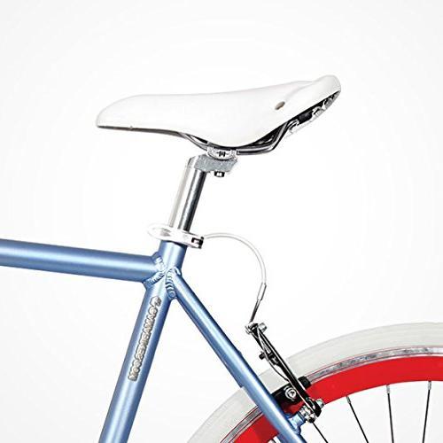 Gama Bikes Internal Urban Commuter Road 21-Inch frame, Denim
