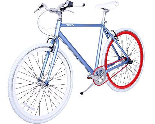 Gama 700c 3 Internal Shimano Road Bicycle, frame,