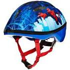 Kids Spiderman Bike Helmet Bicycle Cycling Toddler Protectiv
