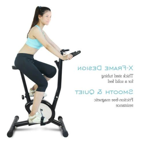 Stationary Exercise Bike Fitness Cycling Bicycle Cardio Home