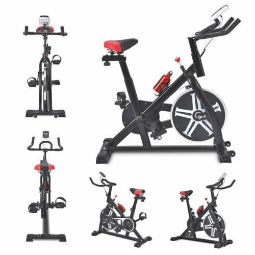 Stationary Exercise Bike Pro Bicycle Trainer Fitness Cardio