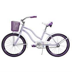 Girls' 20 inch Huffy Summerland Cruiser Bike
