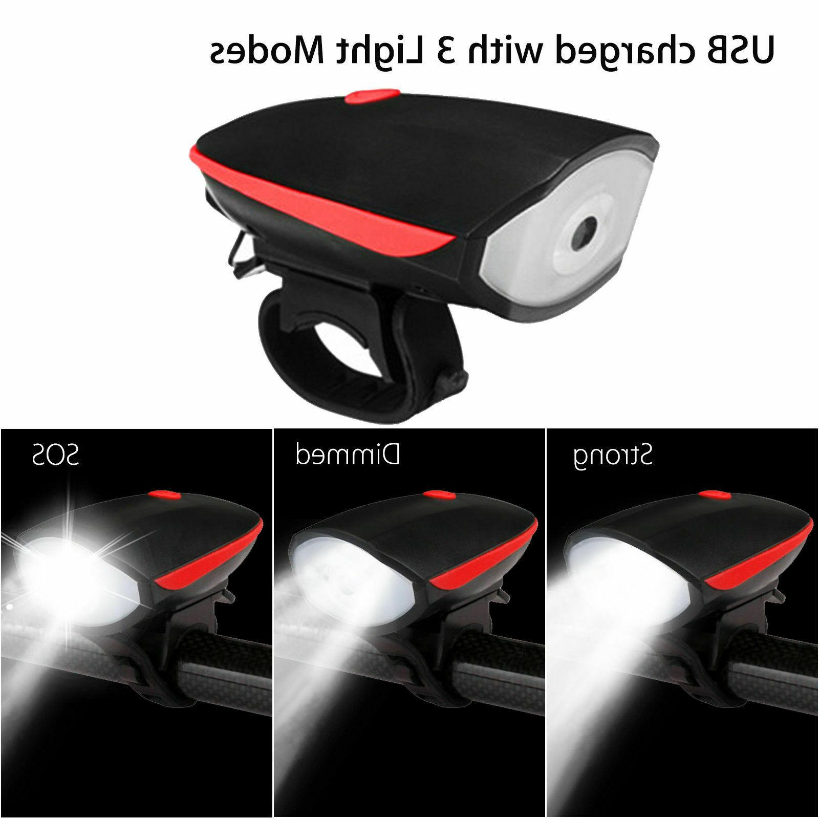 Super Bright Bike Bicycle Light Headlight &Taillight