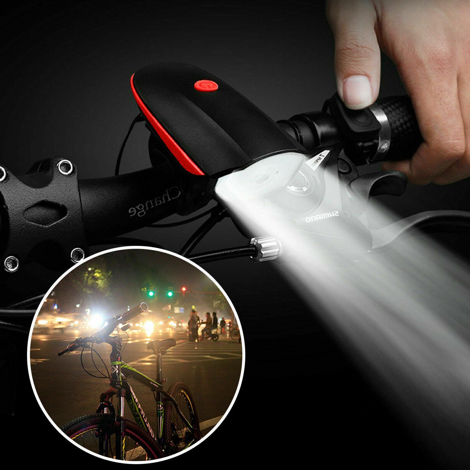 Super Led Bike Bicycle Headlight