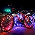 Vebox Tech Super Cool 20-LED Bike Wheel Lights for Brighter