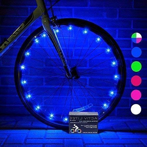 Super Cool LED Bike Wheel Lights - Best Birthday Presents fo