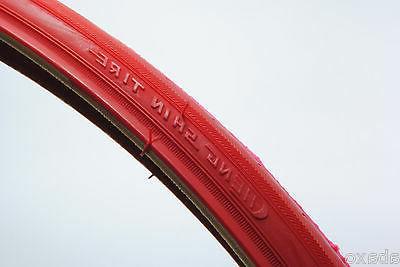 Super HP CST 740 700x28c Road Bike Tire Red 700 x 28