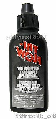 Tri-Flow Superior Dry Bicycle Chain Lube - 2 oz Squeeze - TF