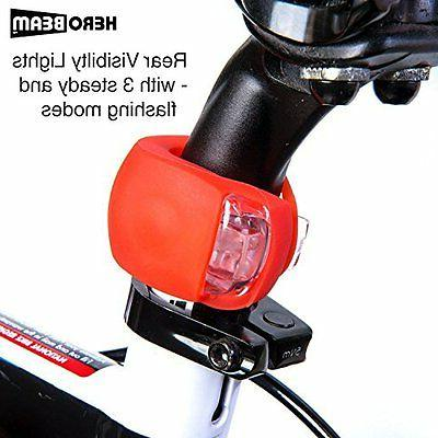 Taillights Bike And Safety Super