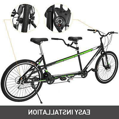 Tandem Bike Bicycle 21 Speed Frame