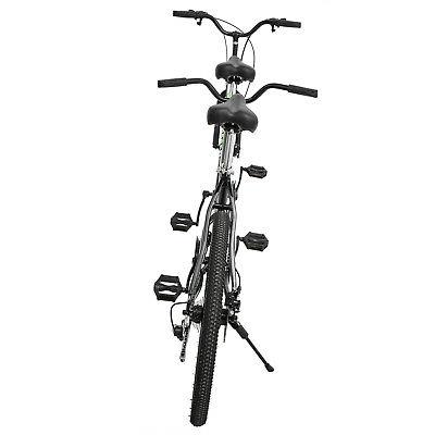 Tandem Bike 21 Frame Green
