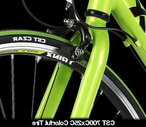 Trinx 700C Road Bike Shimano 21 Speed Racing Frame