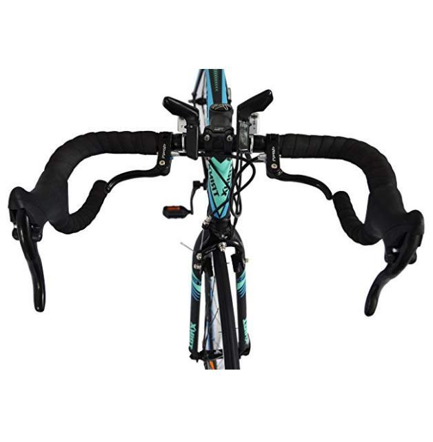 Trinx 700C Bike Shimano Racing 53/56cm Frame NEW