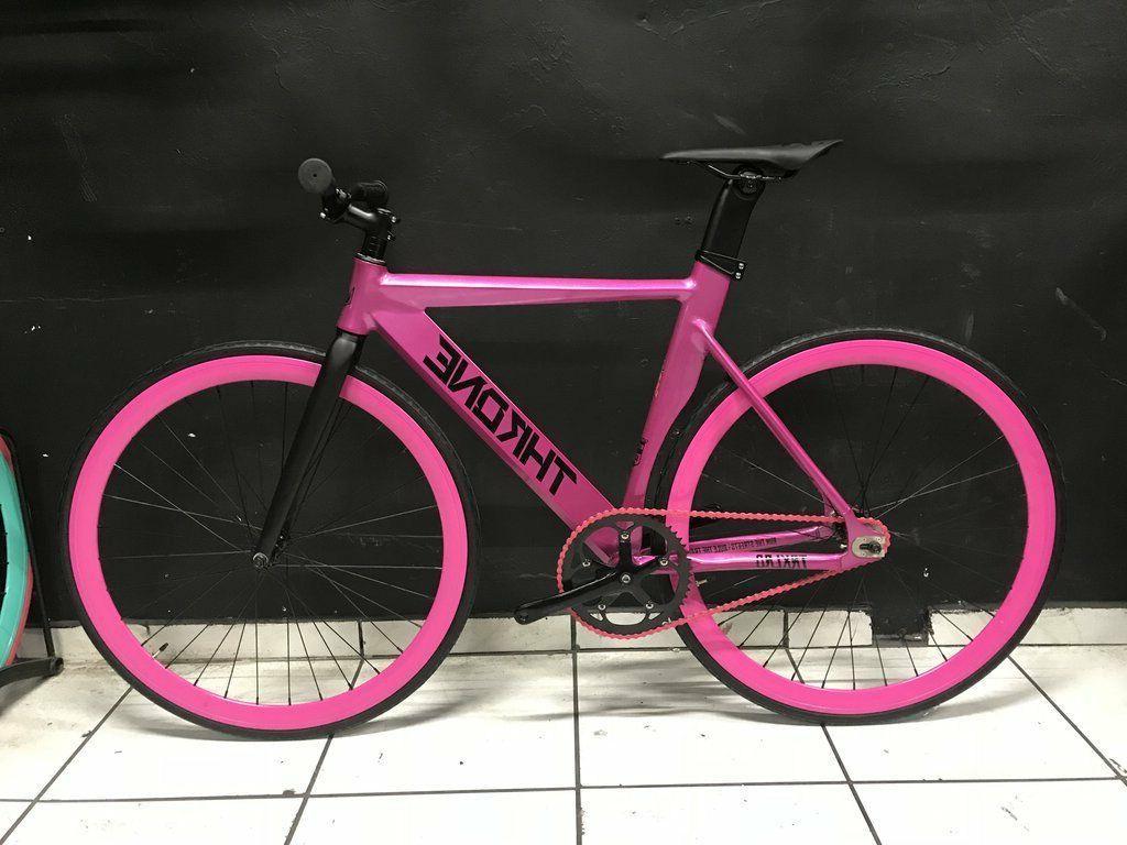 throne track lord bike pink mr bikes