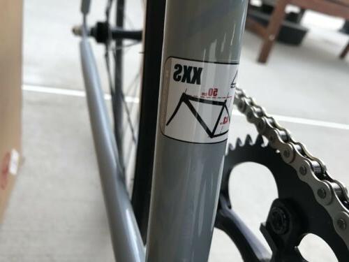 Fuji 650c Fixed Gear Bicycle
