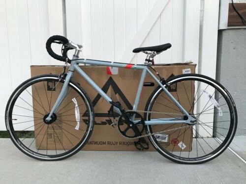 track 650c fixie fixed gear bicycle