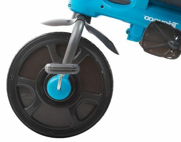joovy 4.1 Stage Trike Blue New