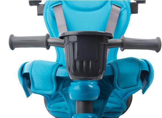 joovy Stage Trike Tricycle Blue