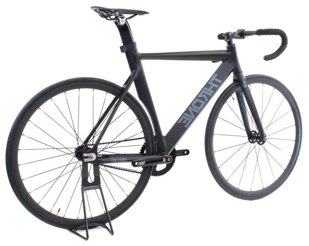 Throne Fixed Single Track Bike 49 52 55