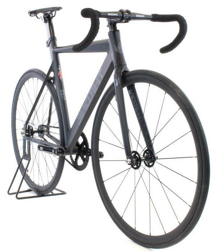 Throne TRKLRD Single Bicycle Bike Black 55 58 CM