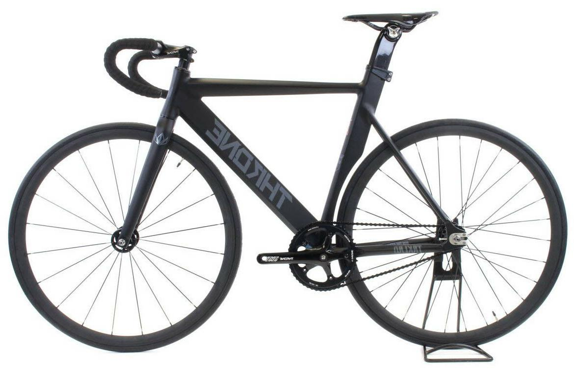 trklrd fixed gear single speed track bicycle