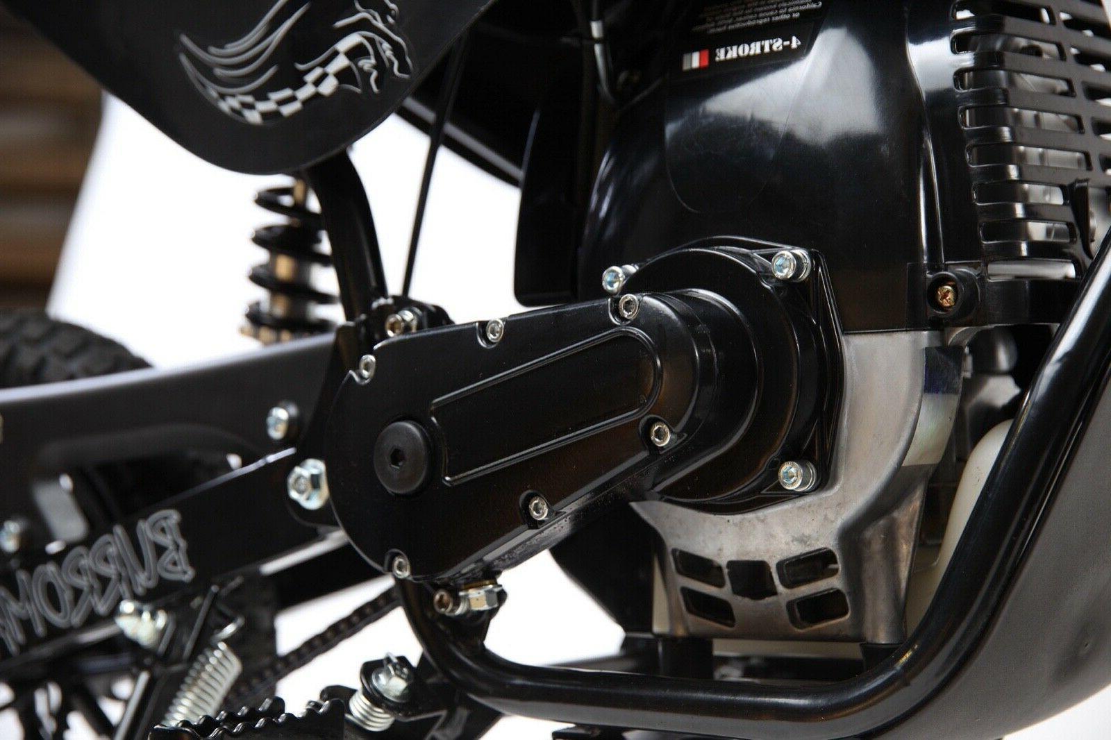 Burromax Gas Mini Bike