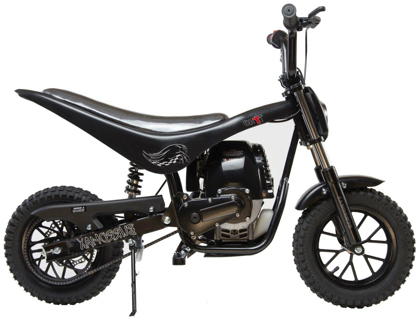 tt40 gas powered mini bike