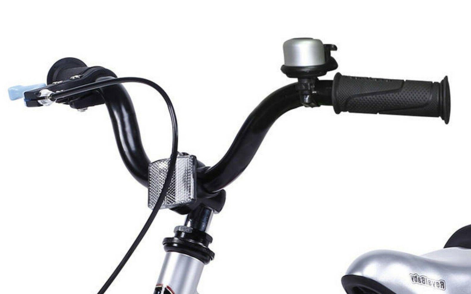 "RoyalBaby Unisex Kid Bicycle 16"" Matte"